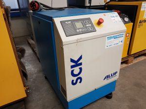 Alup sck schroefcompressor 11 kW