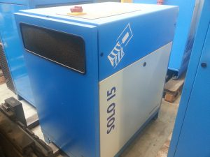 Alup solo 15 schroefcompressor 15 kW Defect