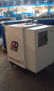 Gardner denver schroefcompressor 7,5 kW