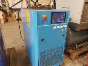 Boge c7 compressor