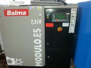 Balma 7,5 kW Modulo schroefcompressor