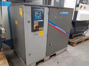 Creemers 22 kw schroefcompressor