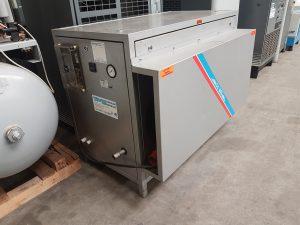 Creemers geluidgedempte zuiger compressor