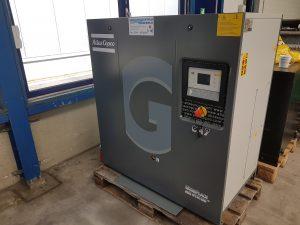 Atlas copco GA 7 7,5 kW schroefcompressor