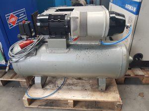 Hydrovane 3 pk op 100 liter tank