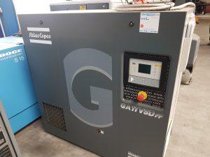 Atlas copco GA 11 VSD FF toerengeregelde schroefcompressor