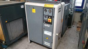 Atlas Copco GA 5 5,5 kW schroefcompressor