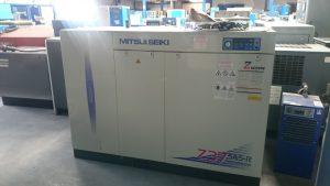 Mitsui Seiki Z37 schroefcompressor