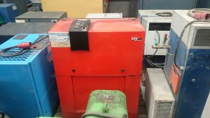 Ecoair 4 kW schroefcompressor