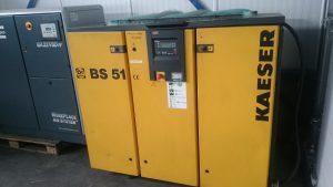 Kaeser BS 51 schroefcompressor