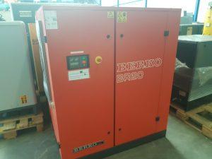 Berco BR 20 schroefcompressor 15 kW