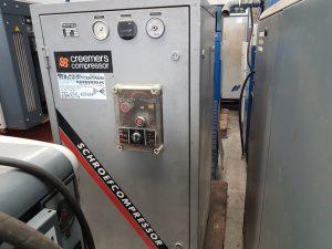 Creemers RCN 7,5 schroefcompressor