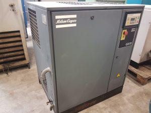 Atlas copco GA 11 schroefcompressor