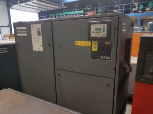 Atlas Copco GA30 schroefcompressor