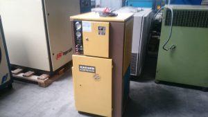 Kaeser sk 11 schroefcompressor