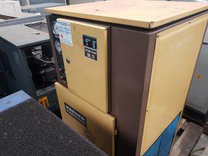 Verkocht : Kaeser SK11 11 kW Schroefcompressor
