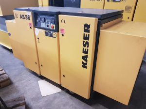 Kaeser as 36 22 kW Schroefcompressor